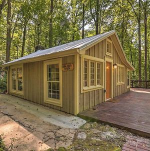 Private Cabin With Deck, 25 Miles From Atlanta! photos Exterior