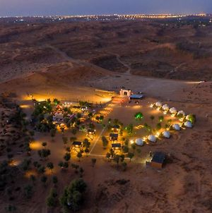 The Dunes Camping & Safari Rak photos Exterior