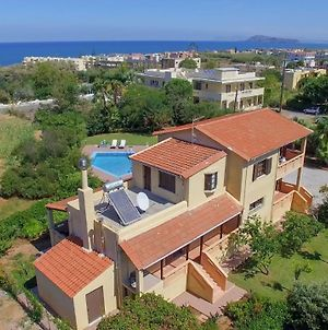Exclusive Crete Villa Villa Alexia 4 Bedrooms Large Lawned Gardens Chania photos Exterior