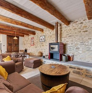 Holiday Home In Saint-Beauzire With Garden, Roofed Terrace photos Exterior