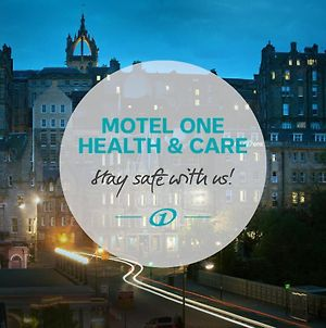 Motel One Edinburgh-Royal photos Exterior