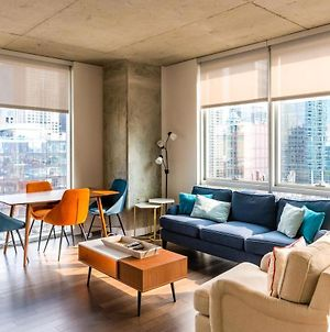 2Br Exquisite Loft Rooftop Pool, Gym And Balcony By Envitae photos Exterior