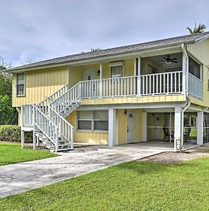 Bonita Beach Apt With A And C & Bbq, Walk To Shore! photos Exterior