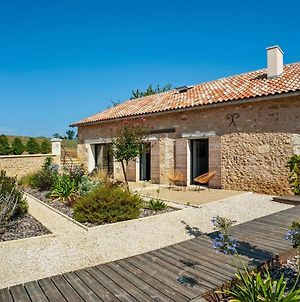 Luxurious Villa In Fouleix With A Heated Swimming Pool photos Exterior