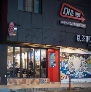 One Way Guesthouse Busan photos Exterior