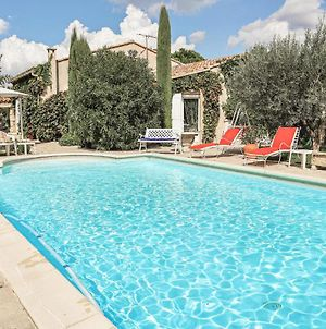 Nice Apartment In Sernhac With Outdoor Swimming Pool, Outdoor Swimming Pool And 2 Bedrooms photos Exterior