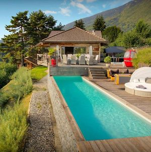 5 Annecy Chalet For 11 With Lake And Mountain Views - Ovo Network photos Exterior