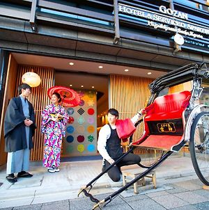 Gozan Hotel & Serviced Apartment Higashiyama Sanjo photos Exterior