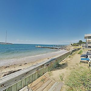 Oak Bluffs Beachfront Home With Harbor Views Home photos Exterior