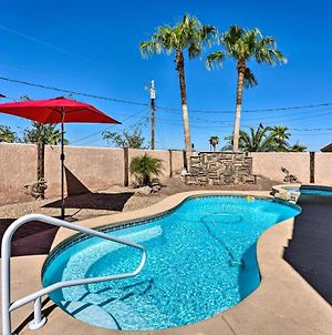 Private Lake Havasu Escape With Pool And Spa! photos Exterior