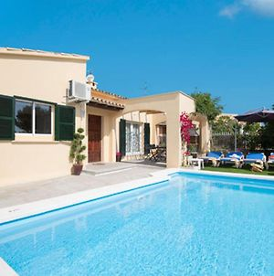 Chalet With 2 Bedrooms In Alcudia With Wonderful Lake View Private Pool And Enclosed Garden 700 M From The Beach photos Exterior