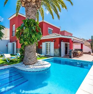 """Family Villa """"Antonella"""" With Private Heated Pool, Cactus Garden, Bbq & Wifi By Holidays Home photos Exterior"""