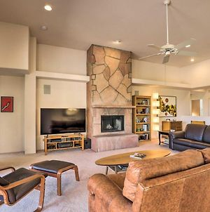 Tucson Getaway with Hot Tub, Fireplace & Office! photos Exterior