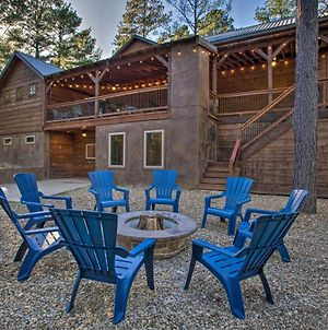 Large Luxury Cabin Game Room, Fire Pit, Deck photos Exterior