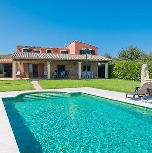 Charming Countryside Villa With Pool In Alcudia photos Exterior