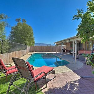 Pet-Friendly Tucson Home With Heated Pool And Hot Tub photos Exterior