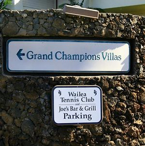 Wailea Grand Champion #148 By Ali'I Resorts photos Exterior
