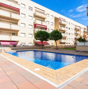 Apartment With 2 Bedrooms In Lloret De Mar With Wonderful City View Shared Pool Furnished Terrace 500 M From The Beach photos Exterior