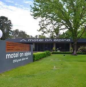 Myrtleford Motel On Alpine photos Exterior