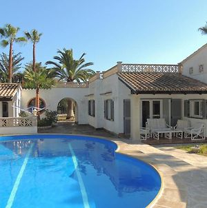 Villa With 2 Bedrooms In Cala Murada, With Private Pool, Enclosed Garden And Wifi - 500 M From The Beach photos Exterior