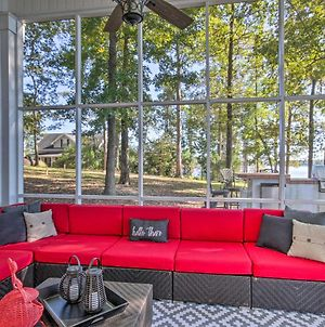 Lakefront Paradise With Fire Pit, Dog Friendly! photos Exterior