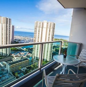 Amazing Views 25Th Floor Studio - Ala Moana Condo Hotel photos Exterior