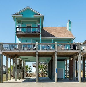 180 Degree Gulf Views Just-A-Mere Beach House Awaits Your Arrival! photos Exterior