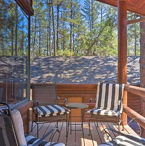 Modern Cabin With Game Room, Deck And Fire Pit! photos Exterior