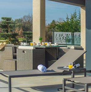 Modern Luxurious Villa With Sauna, Jacuzzi And Private Swimming Pool Near Porec photos Exterior