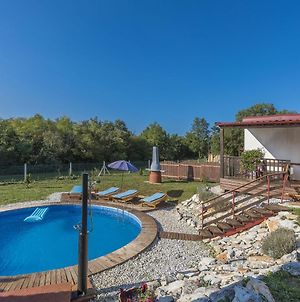 Holiday House With Private Pool For 6-8 Persons In The Holiday Park Jelovci photos Exterior