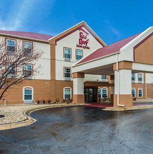 Red Roof Inn & Suites Monee photos Exterior