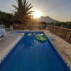 Delightful Holiday Home In Callosa D' Ensarria With Pool photos Exterior