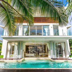 Luxury Villa With Private Pool & Beautiful Waterfall photos Exterior