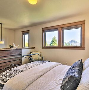 Scenic Studio With Loft And Columbia River Views! photos Exterior