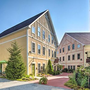 Townhome In Bavarian-Style Setting With Patio! photos Exterior