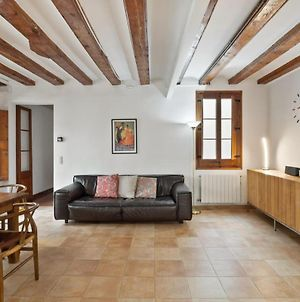 Spacious Apartment With Two Bedrooms In El Gotic photos Exterior
