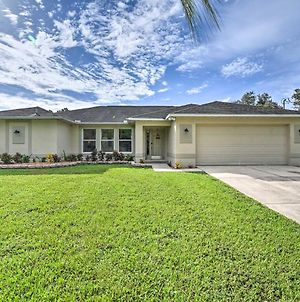 North Port House With Sunroom, Prime Location! photos Exterior
