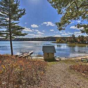 Long Lake Cabin Escape With Boat Slip & Hot Tub photos Exterior