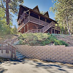 Beautiful Log House - Large Deck & Private Hot Tub Home photos Exterior