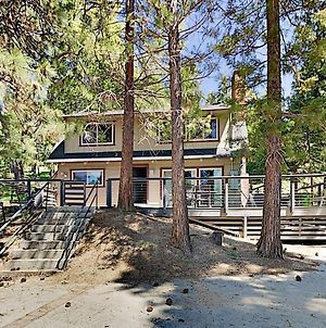 Serene Cabin - Forest Views & Wraparound Deck! Home photos Exterior