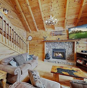 New Listing! Dollywood Cabin With Private Hot Tub Cabin photos Exterior