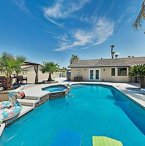 Luxe Retreat In Desert Park Estates With Pool & Spa Home photos Exterior