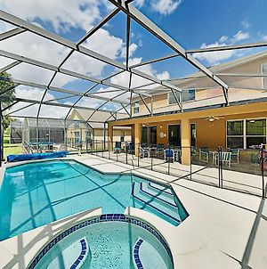 5 Minutes To Disney! Resort Oasis With Private Pool Home photos Exterior