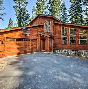 Tahoe Donner Family Getaway - Private Hot Tub! photos Exterior