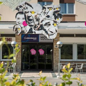 The Originals City, Arca Street Art Hotel, Spoleto photos Exterior