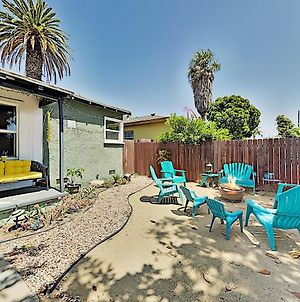 Walk To Beach! Bright Venice Hideaway With Big Yard Home photos Exterior