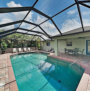 Modern Cape Coral Charmer With Private Pool & Yard Home photos Exterior