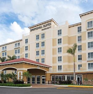 Springhill Suites By Marriott Fort Lauderdale Miramar photos Exterior