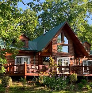 Beautiful Pet Friendly Branson Bear Cabin- Private Hot Tub! photos Exterior