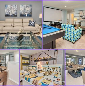 Magical Pool Homes Located 7 Miles To Disney World photos Exterior